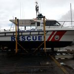 Marine Rescue vessel